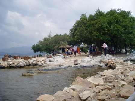 Amahoro, die Insel im Kivusee für die RucksacktouristInnen